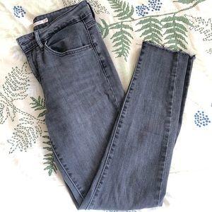GUC Sz 27 Levi Strauss 721 High Rise Skinny Jean